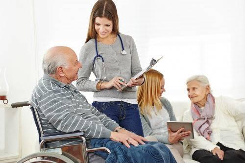 The Necessity Of Respite For Caregivers >> A Respite Care Checklist For Every Caregiver Senioradvice Com