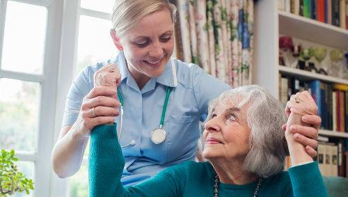 Assisted Living for Stroke Patients