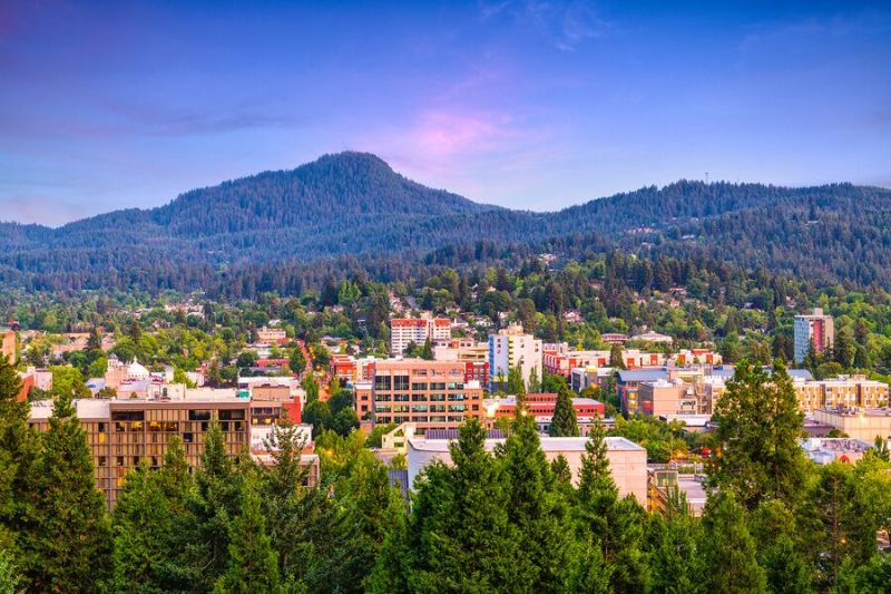 Eugene, OR Retirement