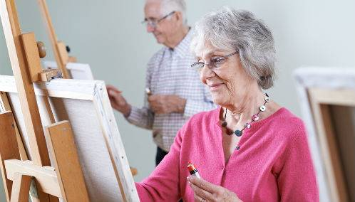 Keeping Seniors Independent While in Retirement Homes