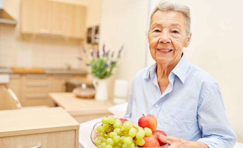 Senior Nutrition on a Budget