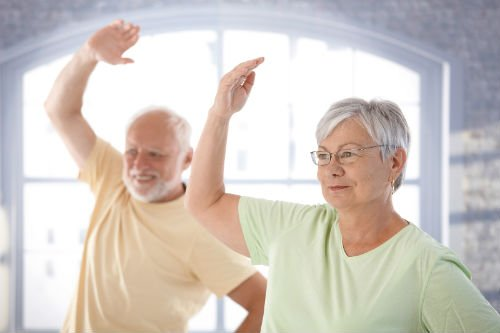 Get Movin': Importance of Staying Physically Active as a Senior