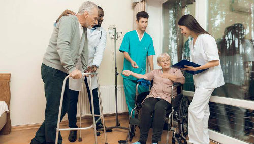 The Difference Between Skilled Nursing and Nursing Home Care