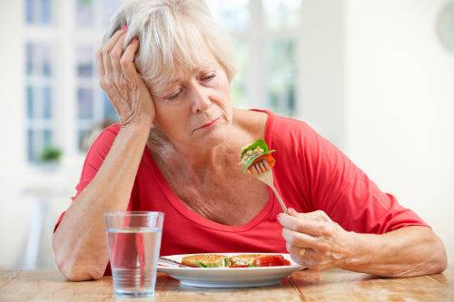 Appetite Loss in Seniors