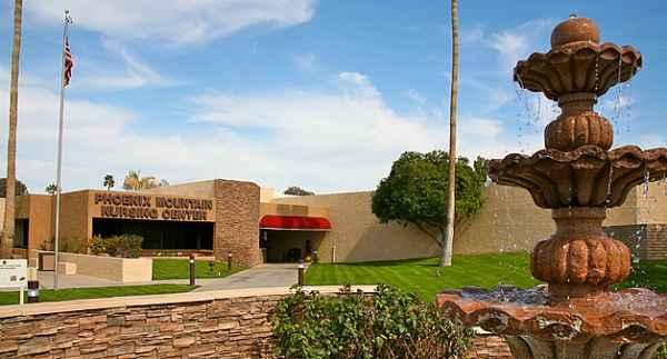 Phoenix Mountain Nursing Center in Phoenix, AZ