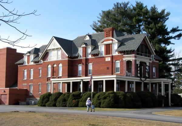 Samuel F. Vilas Home - Plattsburgh, NY