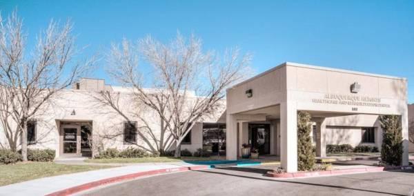 Albuquerque Heights Healthcare and Rehabilitation Center in Albuquerque, NM