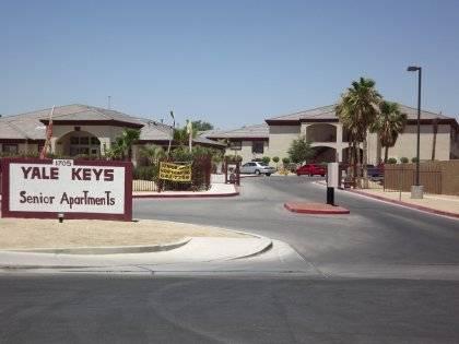 Yale Keyes Senior Apartments in North Las Vegas, NV