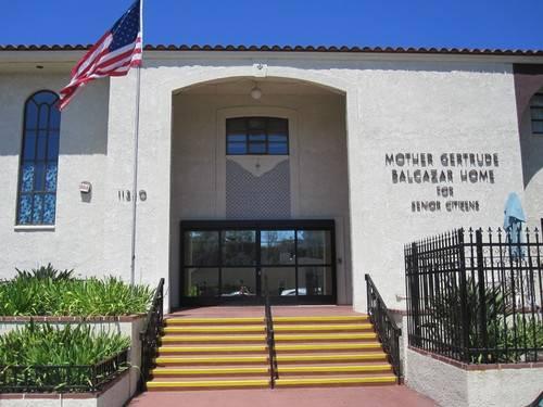 Mother Gertrude Balcazar Home in San Fernando, CA
