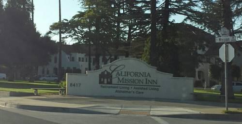 California Mission Inn in Rosemead, CA
