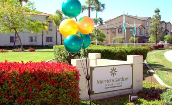 Murrieta Gardens Senior Living in Murrieta, CA