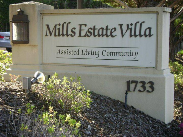 Mills Estate Villa in Burlingame, CA