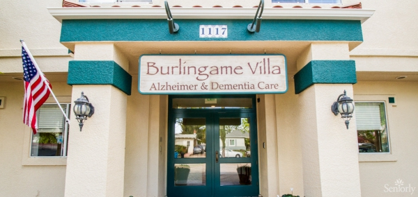 Burlingame Villa in Burlingame, CA
