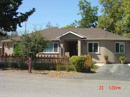 El Sereno Home - Los Altos, CA
