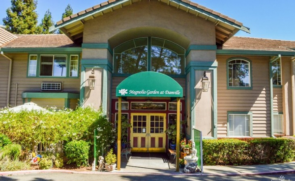 Magnolia Garden At Danville In Danville, California, Reviews And Complaints  | SeniorAdvice.com
