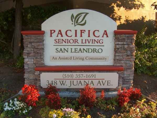 Pacifica Senior Living San Leandro in San Leandro, CA