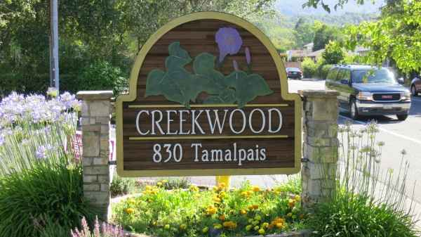 Creekwood Senior Home in Novato, CA