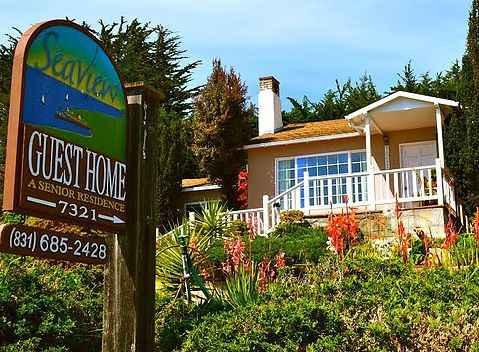 Seaview Guest Home in Aptos, CA