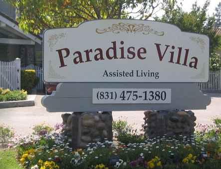 Paradise Villa in Santa Cruz, CA