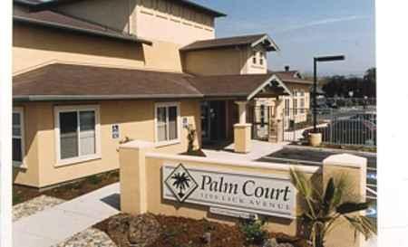 Palm Court Senior Homes in San Jose, CA