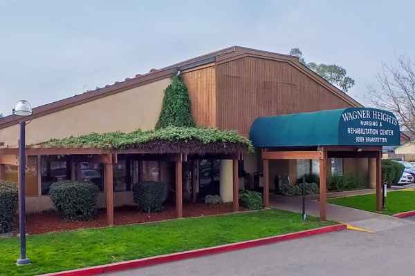 Wagner Heights Nursing and Rehabilitation Center in Stockton, CA