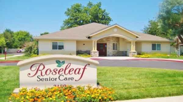 Roseleaf Senior Care in Chico, CA