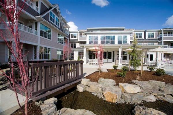 The Stafford Retirement Community in Lake Oswego, OR