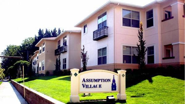 Assumption Village in Portland, OR