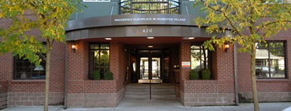 Providence ElderPlace Irvington Village in Portland, OR