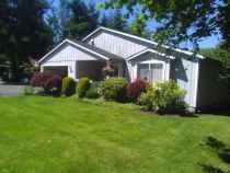 Lander House - Centralia, WA