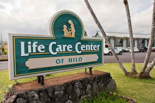 Life Care Center of Hilo in Hilo, HI