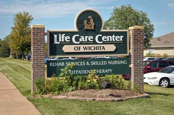 Life Care Center of Wichita in Wichita, KS