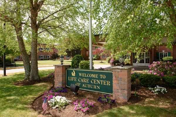 Life Care Center of Auburn in Auburn, MA