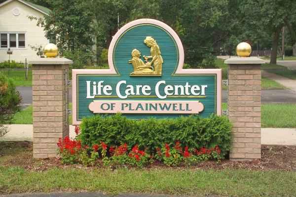 Life Care Center of Plainwell in Plainwell, MI