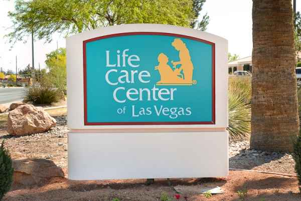 Life Care Center of Las Vegas - Las Vegas, NV