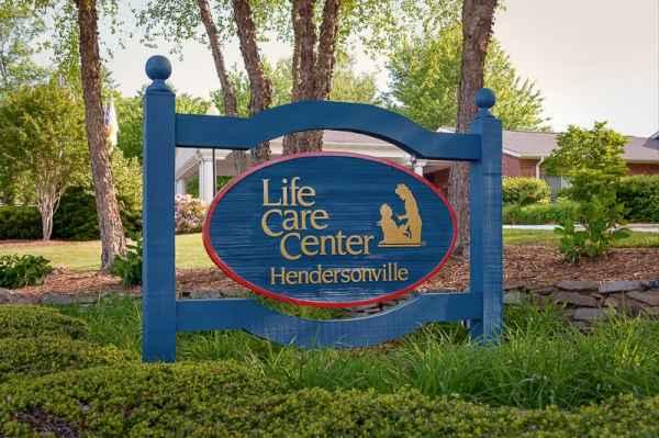 Life Care Center of Hendersonv in Hendersonville, NC