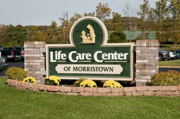 Life Care Center of Morristown in Morristown, TN