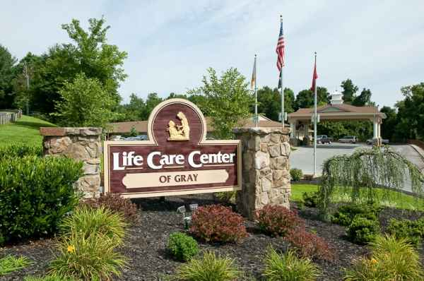 Life Care Center of Gray in Gray, TN