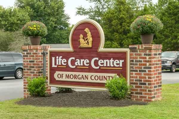 Life Care Center of Morgan County in Wartburg, TN