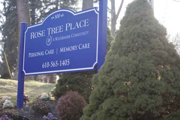 Rose Tree Place in Media, PA