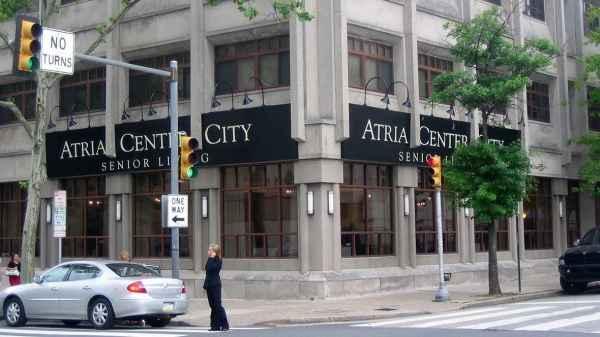 Atria of Center City in Philadelphia, PA