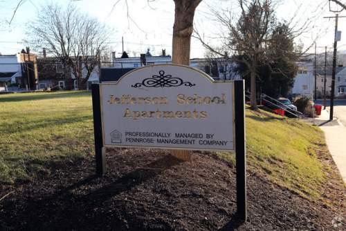 Jefferson School Apartments in Pottstown, PA