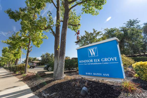 Windsor Elk Grove Care and Rehabilitation Center - Elk Grove, CA