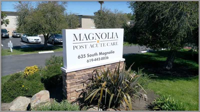 Magnolia Post Acute Care - El Cajon, CA