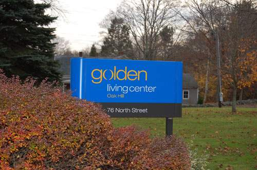 Golden Living Center - Oak Hill in Middleboro, MA