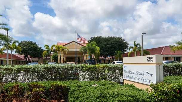 Heartland Health Care & Rehabilitation Center of Boca Raton in Boca Raton, FL