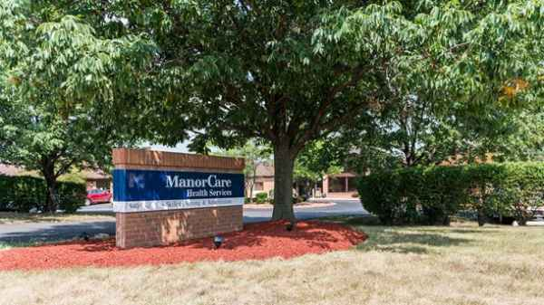 ManorCare Health Services-Homewood in Homewood, IL