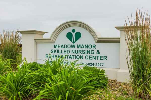 Meadow Manor Skilled Nursing and Rehabilitation Center in Taylorville, IL