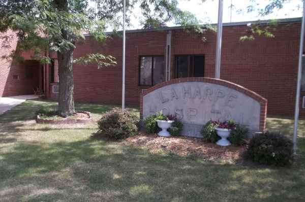 La Harpe Davier Health Care Center in La Harpe, IL