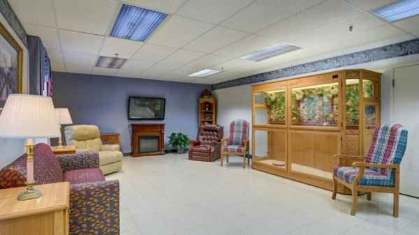ManorCare Health Services-Anderson in Anderson, IN